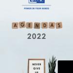 Catálogo Agendas Anuales OXFORD 2022